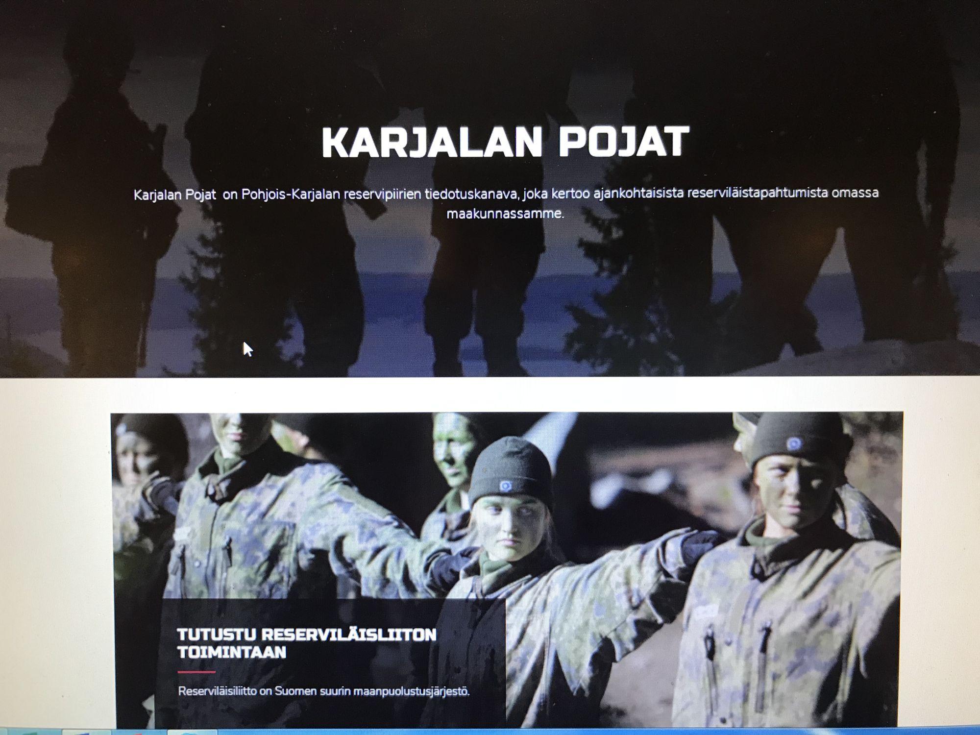 karjalanpojat.fi